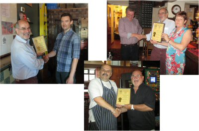 Pub of the Year runners up