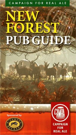 New Forest Pub Guide Cover