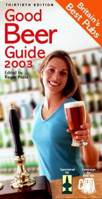 2003 Good Beer Guide front cover