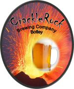 CrackleRock Brewing Company logo