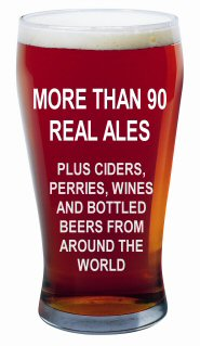 Southampton Beer Festival features glass