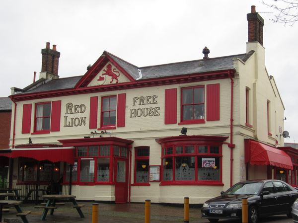 Red Lion, Bitterne