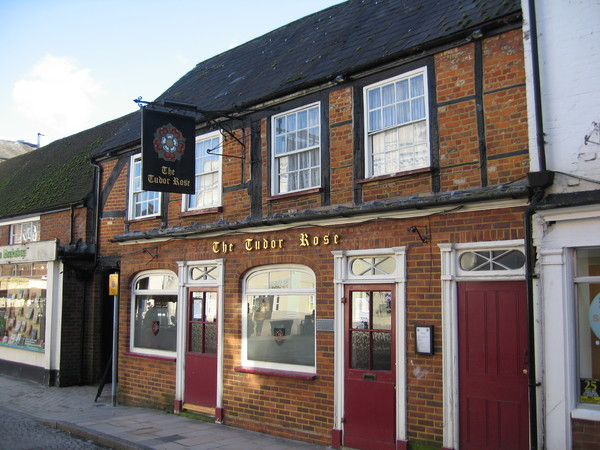 The Tudor Rose, Romsey