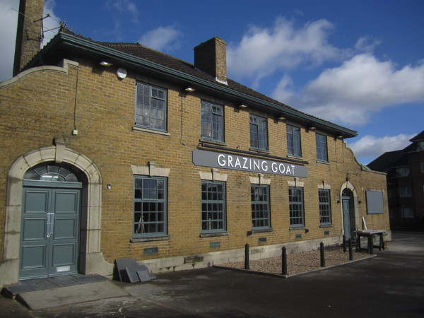 The Grazing Goat, Highfield
