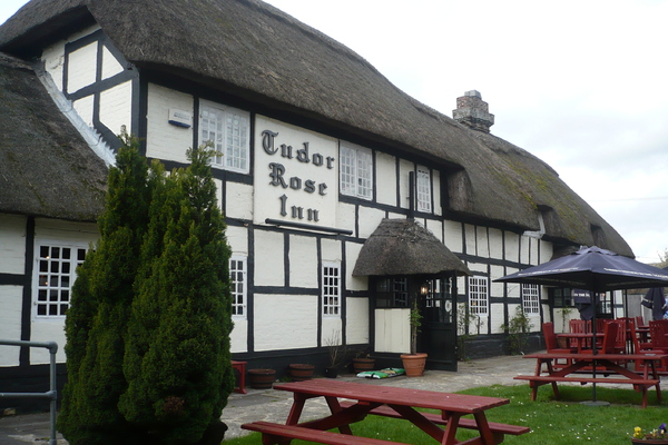 The Tudor Rose, Burgate