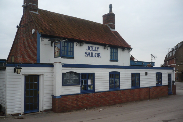 Jolly Sailor, Fawley