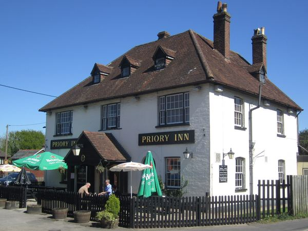 Priory Inn, Bishop's Waltham