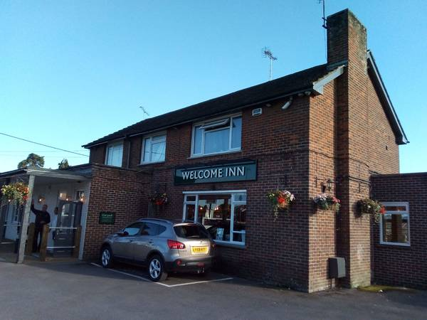 Welcome Inn, Bishopstoke