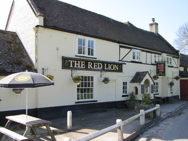 Red Lion, Boldre