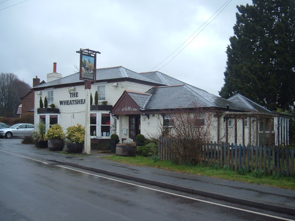 Wheatsheaf, Braishfield
