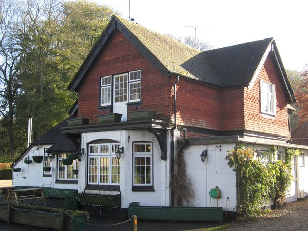 Hinton Arms, Cheriton