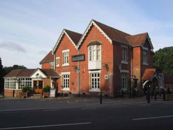 Chilworth Arms, Chilworth