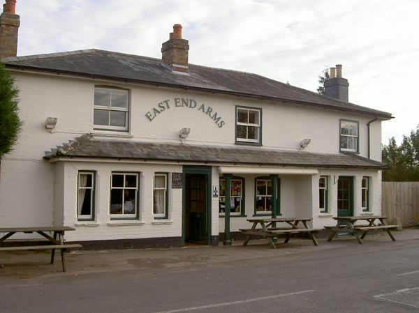 East End Arms, East End