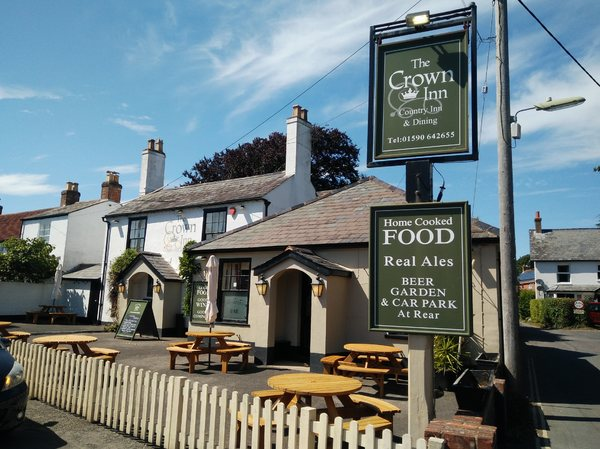 Crown Inn, Everton