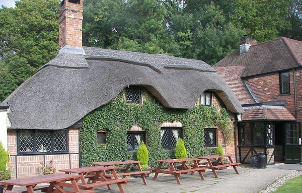 Old Mill Inn, Holbury