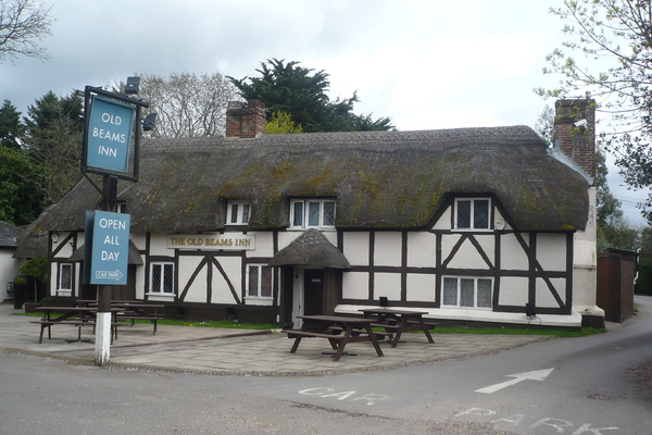 Old Beams Inn, Ibsley