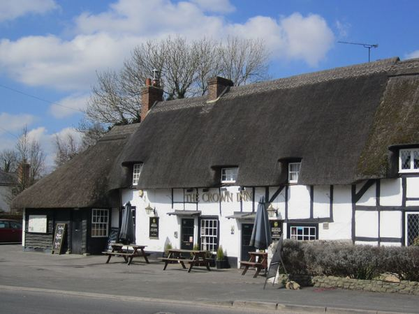 Crown Inn, King's Somborne