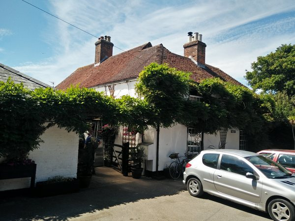 Chequers Inn, Lymington