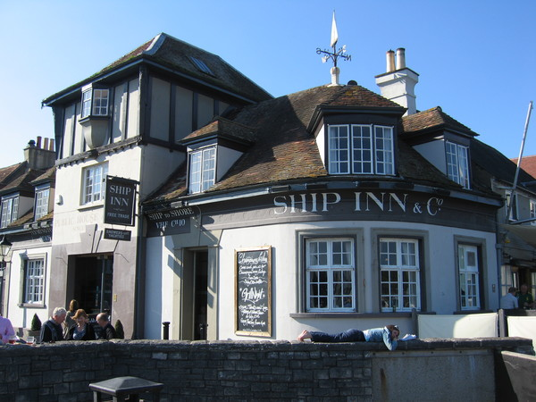 Ship Inn, Lymington