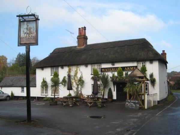 Waterloo Arms, Lyndhurst
