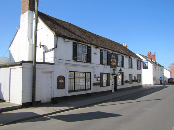 White Horse, Milford on Sea