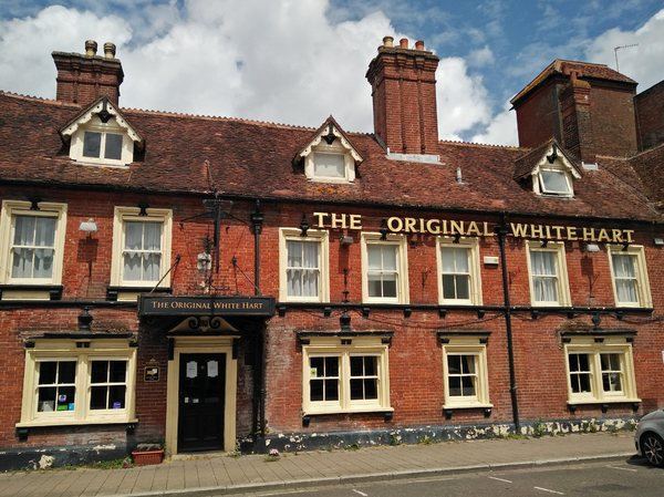 Original White Hart, Ringwood