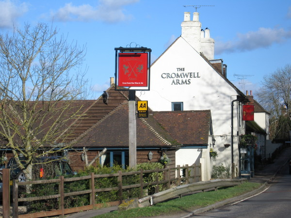 Cromwell Arms, Romsey
