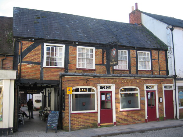 Tudor Rose, Romsey