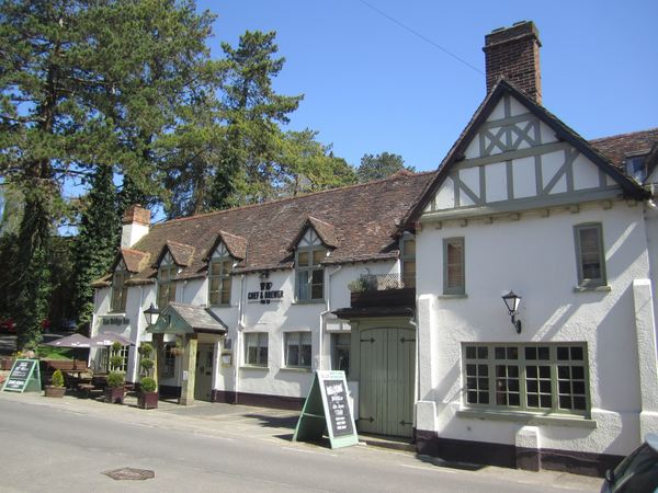 Bridge Inn, Shawford
