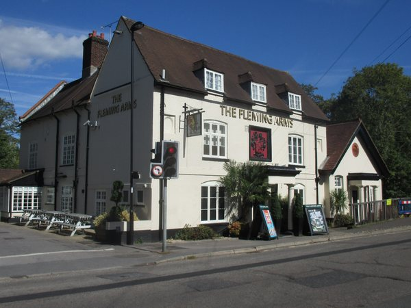 Fleming Arms, Southampton