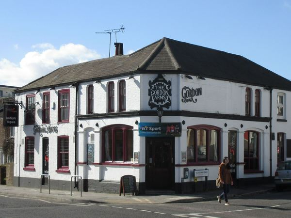Gordon Arms, Southampton
