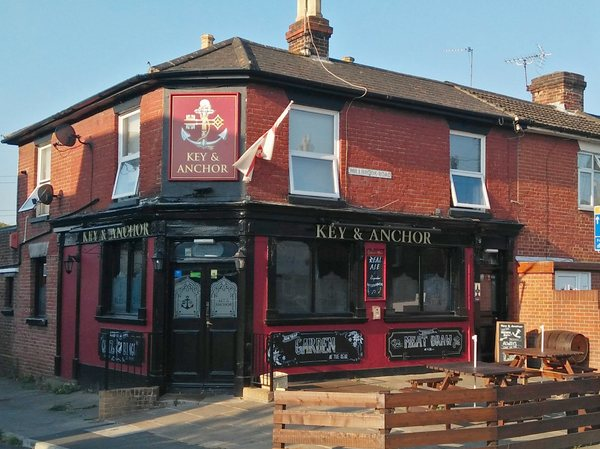 Key & Anchor, Southampton