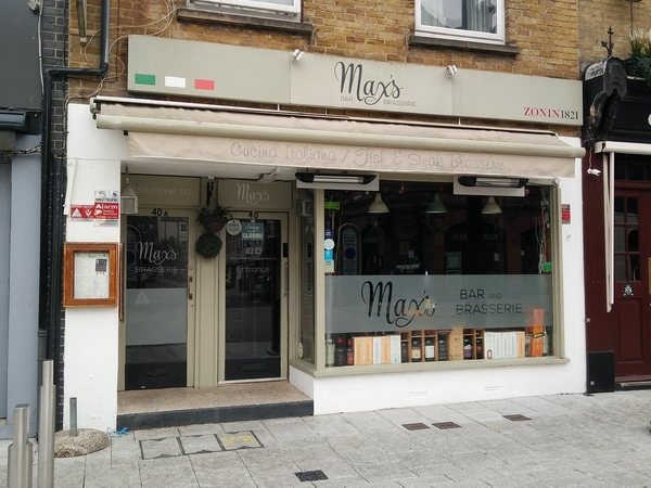 Max's Bar and Brasserie, Southampton