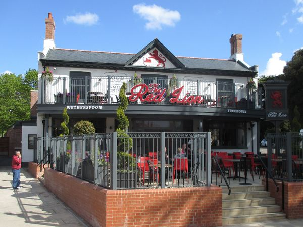 Red Lion, Southampton