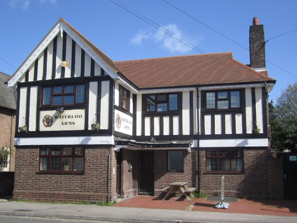 Waterloo Arms, Southampton