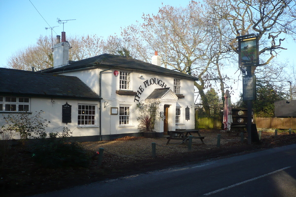 Plough Inn, Tiptoe