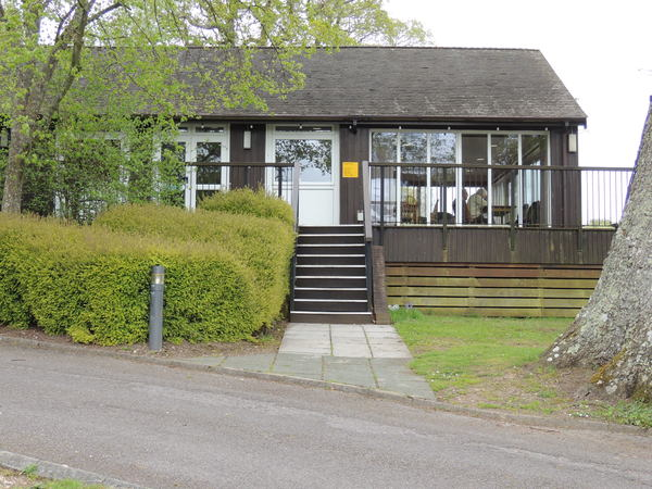 IBM Hursley Club, Hursley