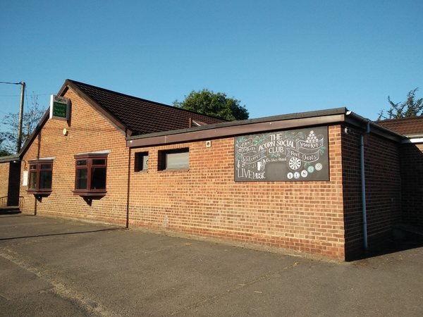 Acorn Social Club, Fair Oak