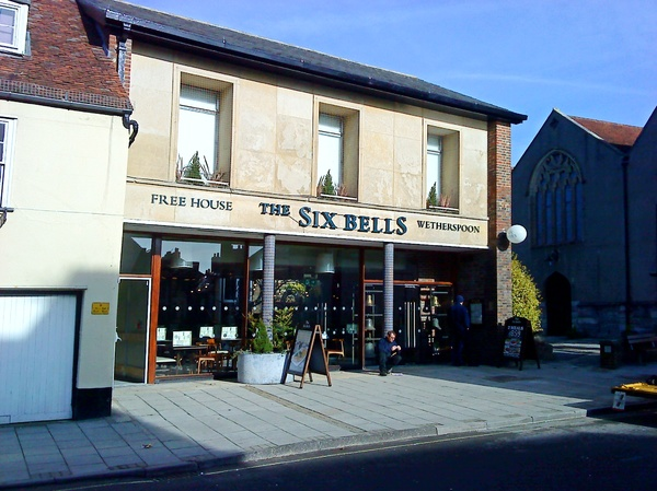Six Bells, Lymington