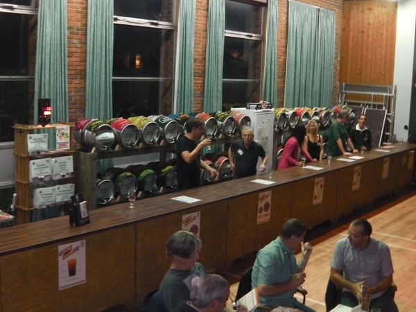 Woolston Beer Festival, Southampton